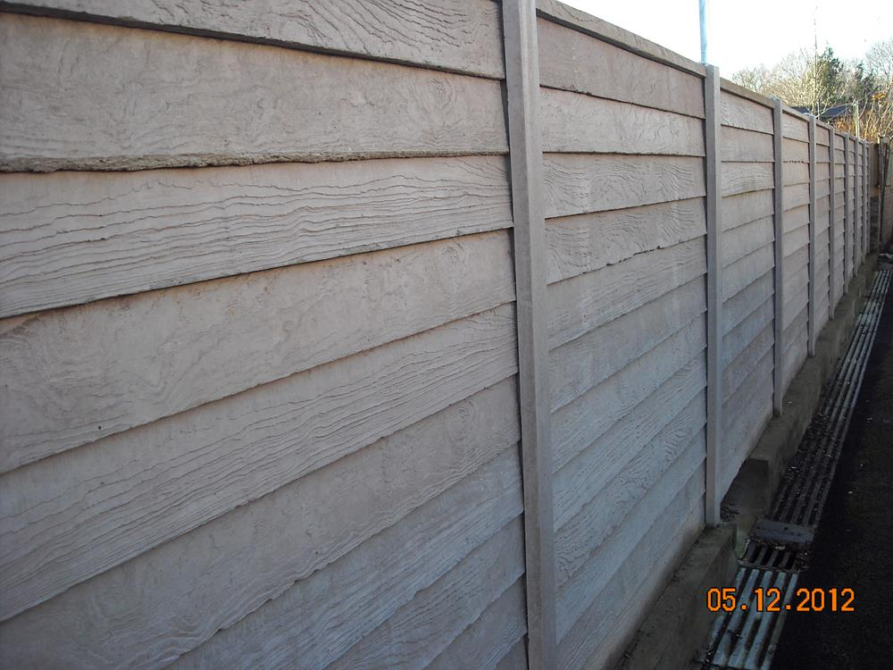 Concrete Products Fencing And Landscaping Services